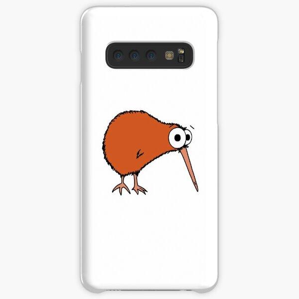 Cutie Kiwi (clock includes Maori numbers) Samsung Galaxy Snap Case