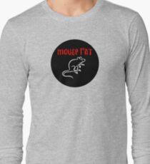 Camiseta de manga larga Rata del ratón