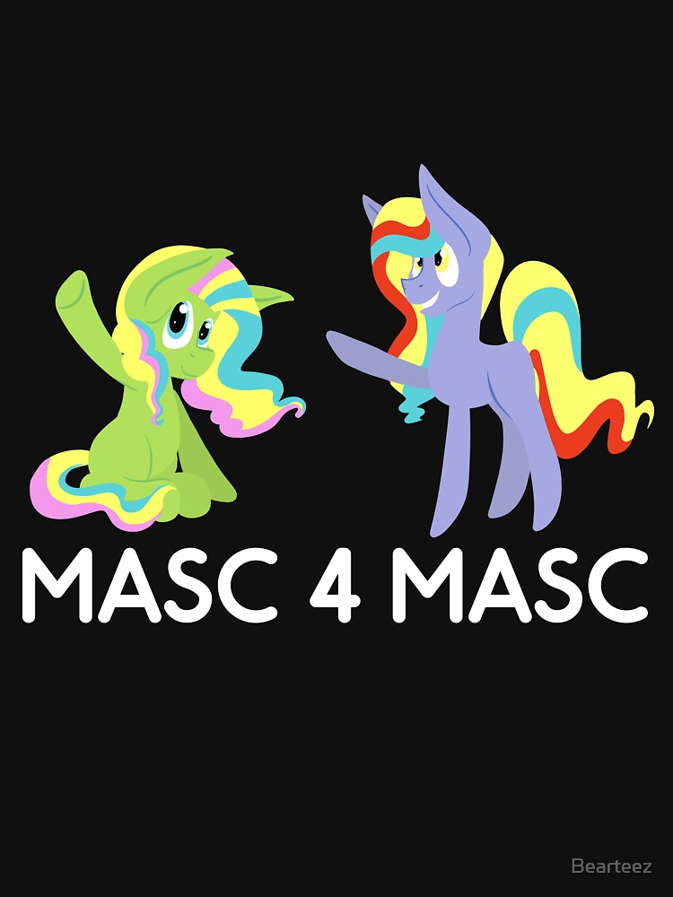 Masc 4 Masc by Bearteez