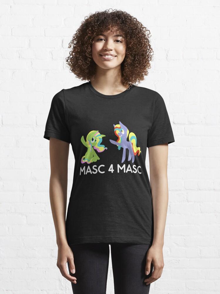Alternate view of Masc 4 Masc Essential T-Shirt