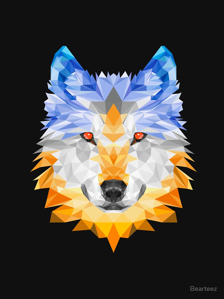 Wolf by Bearteez