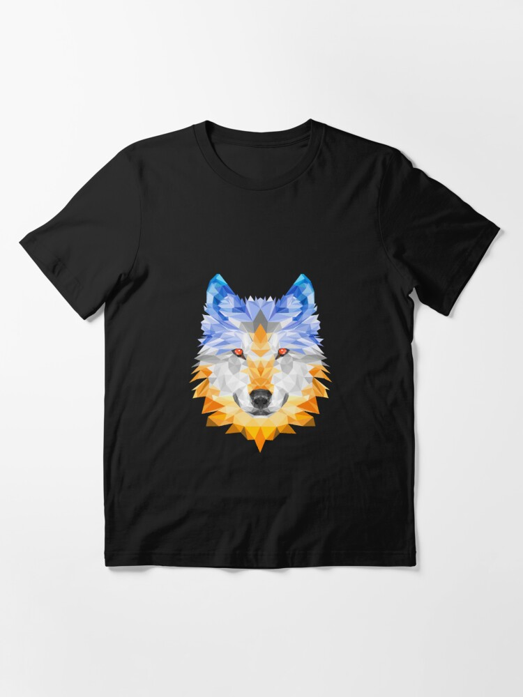 Alternate view of Wolf Essential T-Shirt