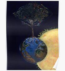 Genesis tree Poster