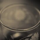 Old Glass by Dragomir Vukovic