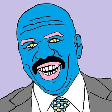 Steve Harvey by beanbag47