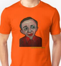 WOW. BOB. WOW. FIRE WALK WITH ME - from 'The Peaks' range Unisex T-Shirt