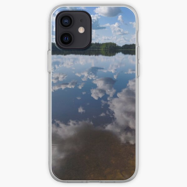 Living in the Clouds iPhone Soft Case
