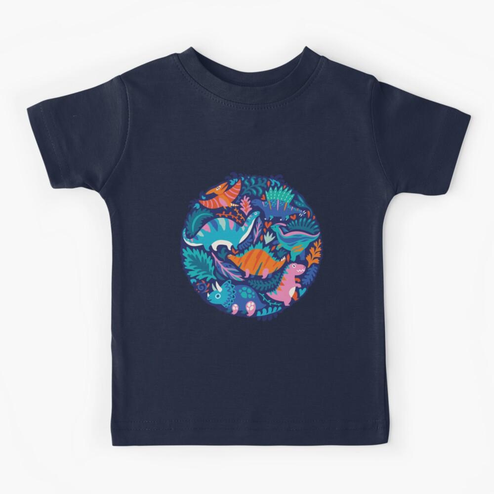 Dino team 1 Kids T-Shirt