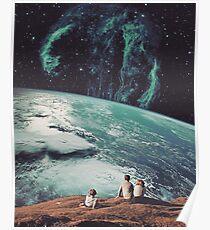 Astronomische Grenzen II Poster