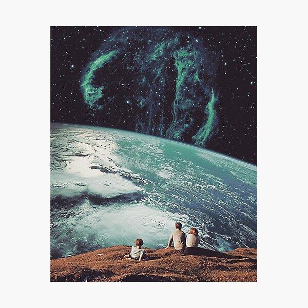 Astronomical Limits II Photographic Print
