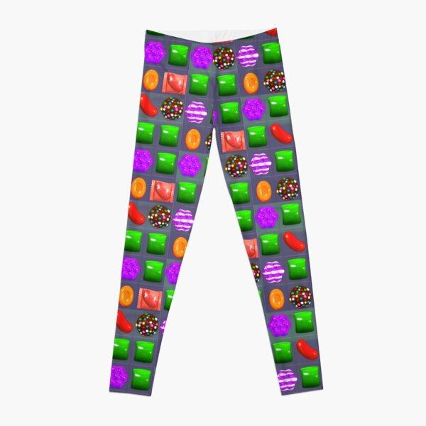 Candy Combo Candy Crush Leggings