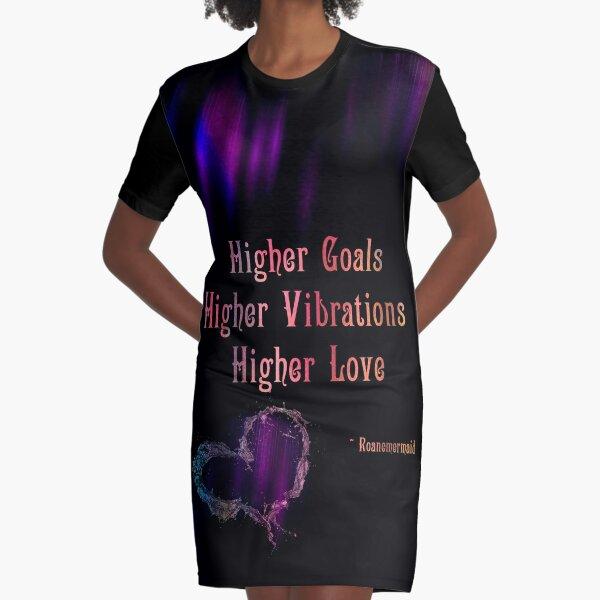 Higher Love Graphic T-Shirt Dress
