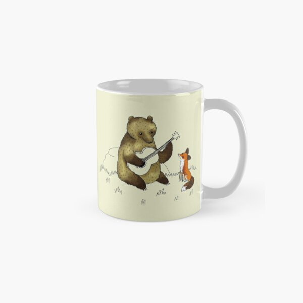 Bear & Fox Classic Mug