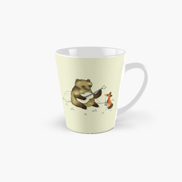 Bear & Fox Tall Mug