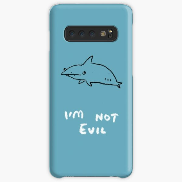 Sharks Aren't Evil Samsung Galaxy Snap Case