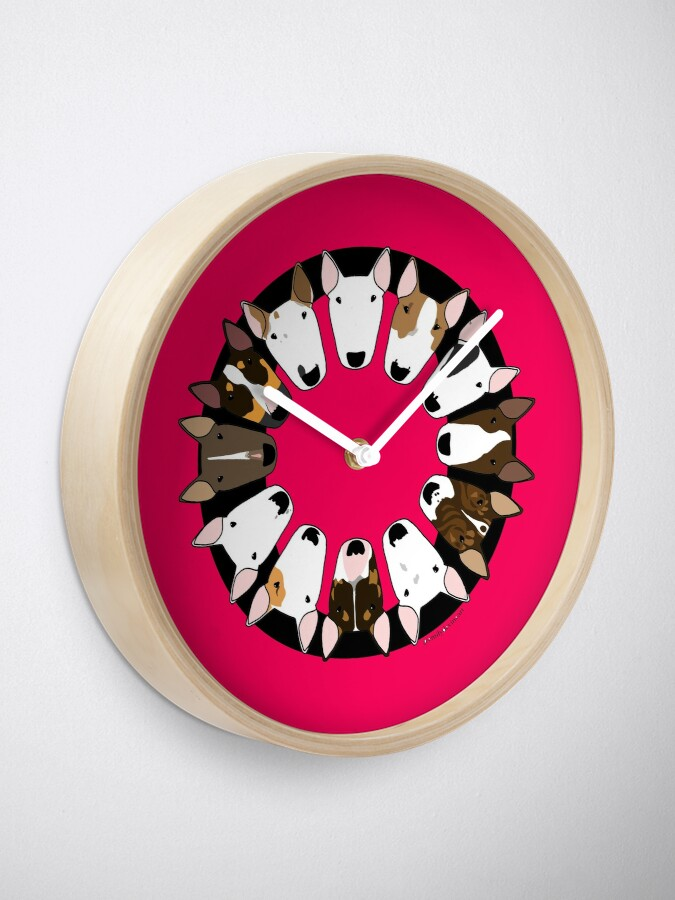 Alternate view of The 110 And Friends Clock