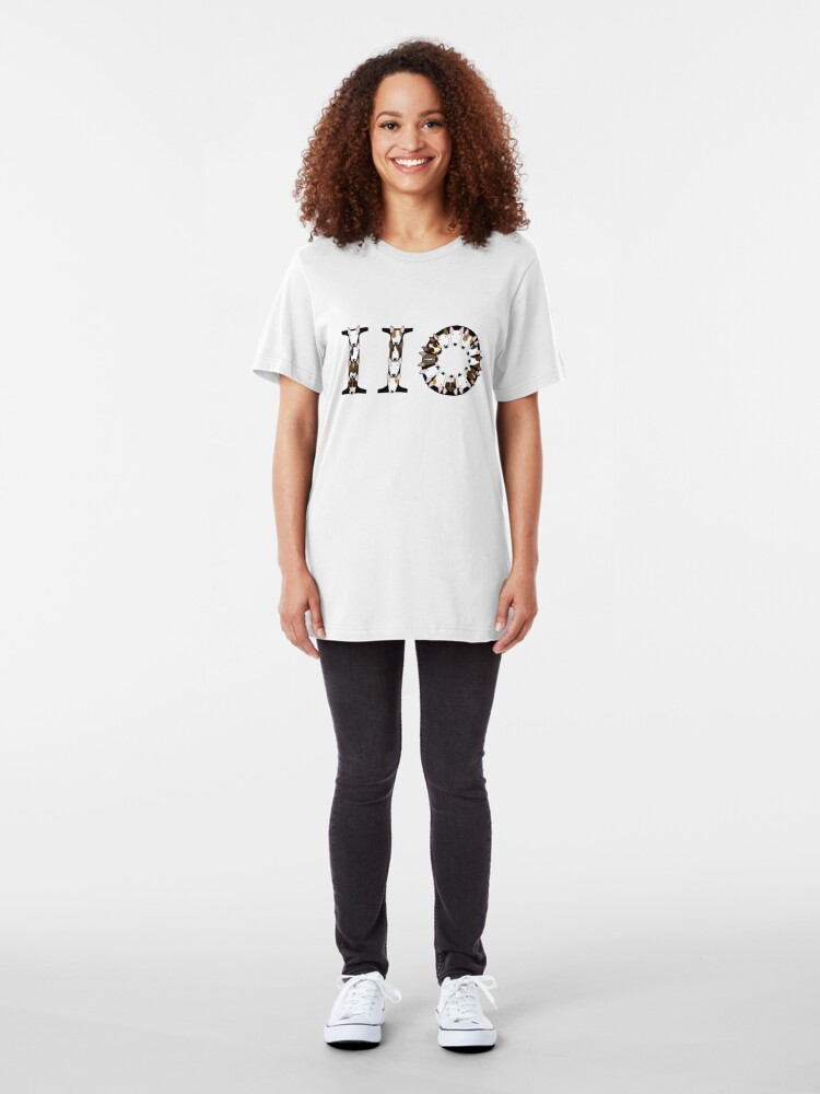 Alternate view of The 110 And Friends Slim Fit T-Shirt