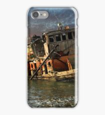The Sunset Years Of The Mary D. Hume iPhone Case/Skin