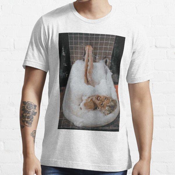 Marilyn Monroe dans la baignoire T-shirt essentiel