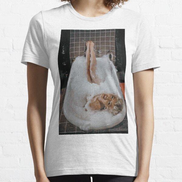 Marilyn Monroe en la bañera Camiseta esencial
