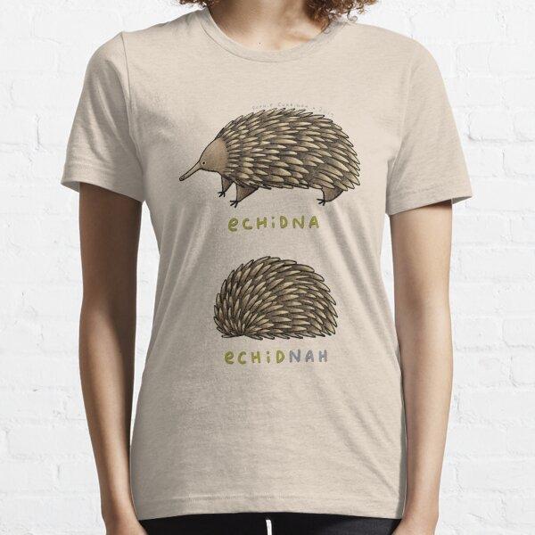 Echidna Echidnah Essential T-Shirt