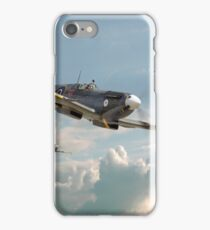 Spitfire - 'High in the Sunlit Silence' iPhone Case/Skin