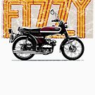 FS1E 70's bike- fizzy, mopeds from your memory by Cimbart