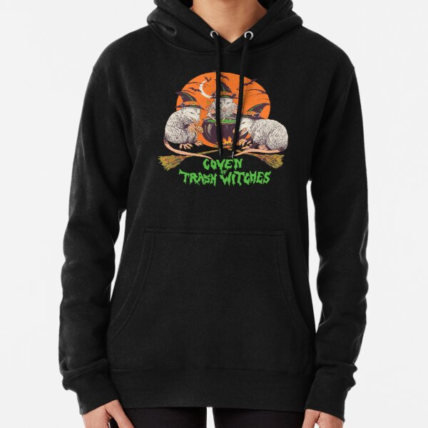 Coven Of Trash Witches Pullover Hoodie
