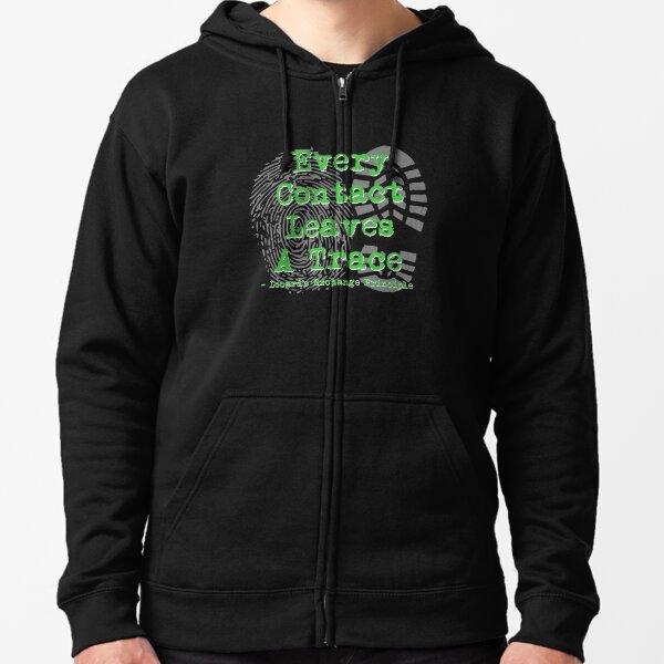 CSI Mens Cross The Line Sweater
