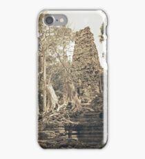 Preah Pallilay, Siem Reap iPhone Case/Skin