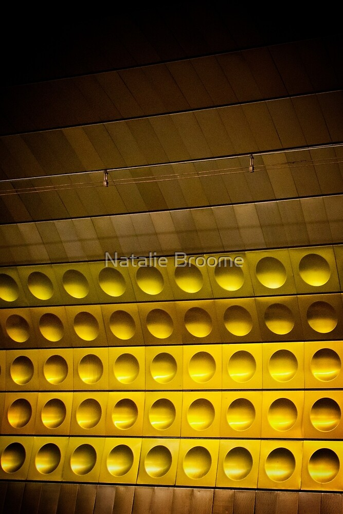 Subway by Natalie Broome