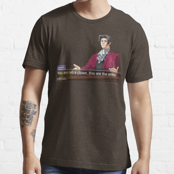 Miles Edgeworth T-shirt essentiel