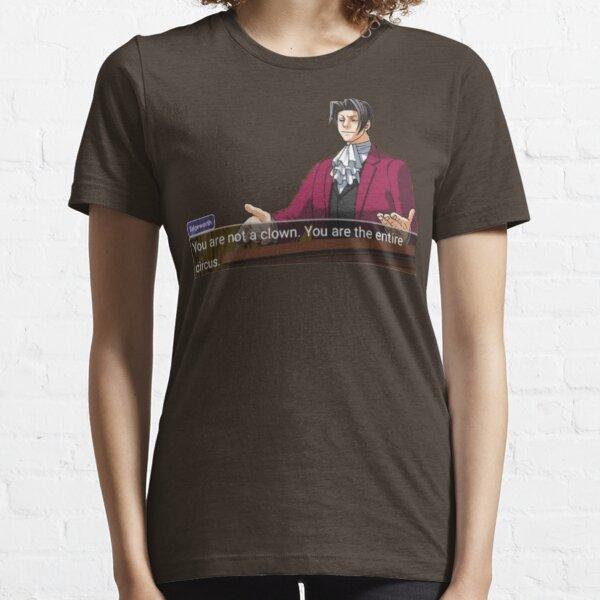 Miles Edgeworth Camiseta esencial