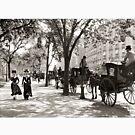 Central Park - 1900 von BritishYank