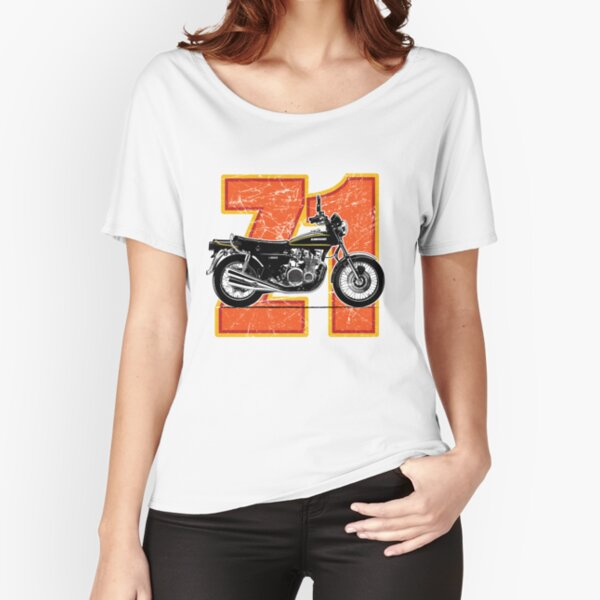 Kawasaki Z1- The widow maker Relaxed Fit T-Shirt