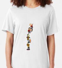 TNG Crew Chibi-style Slim Fit T-Shirt