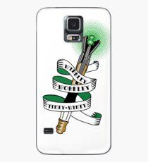 Sonic Tattoo Hülle & Klebefolie für Samsung Galaxy