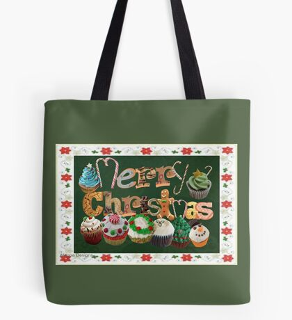 Xmas Cookies & Sweets (20891 Views) Tote Bag