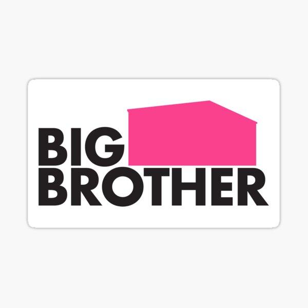 Big Brother- New logo Sticker