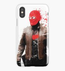 J. Todd - Splatter Art iPhone Case