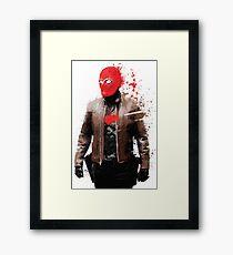 J. Todd - Splatter Art Framed Print