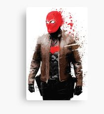 J. Todd - Splatter Art Canvas Print
