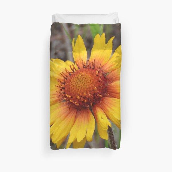 Blanket Flower Duvet Cover