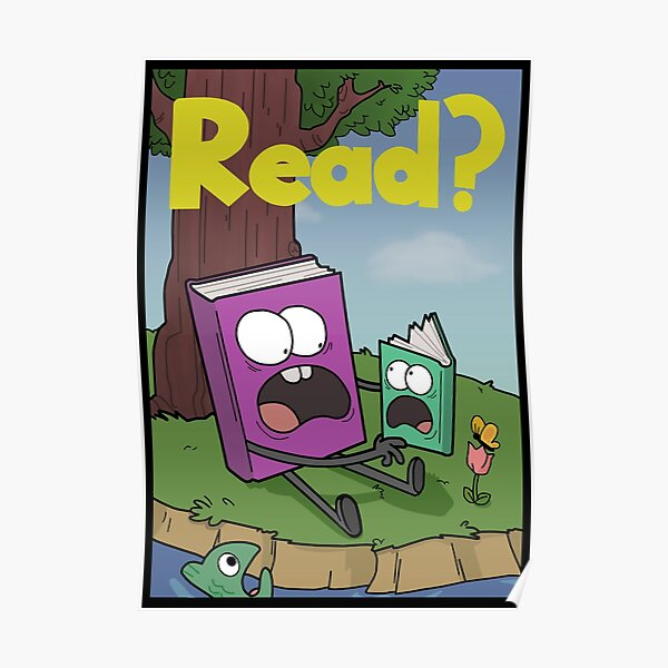 Read? Poster