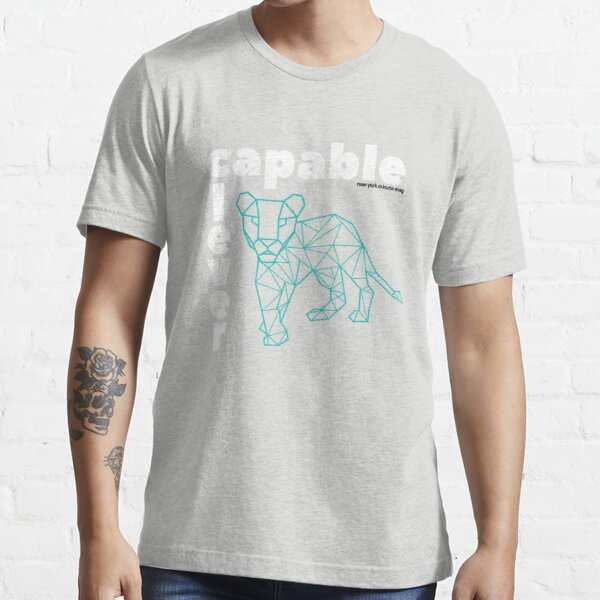 Capable and clever Essential T-Shirt