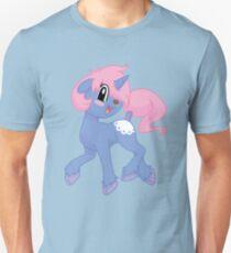 Una the unicorn Slim Fit T-Shirt