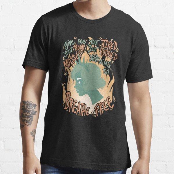 Breathe Free Essential T-Shirt