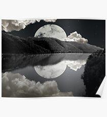 Bluestone Lake/Dam Poster