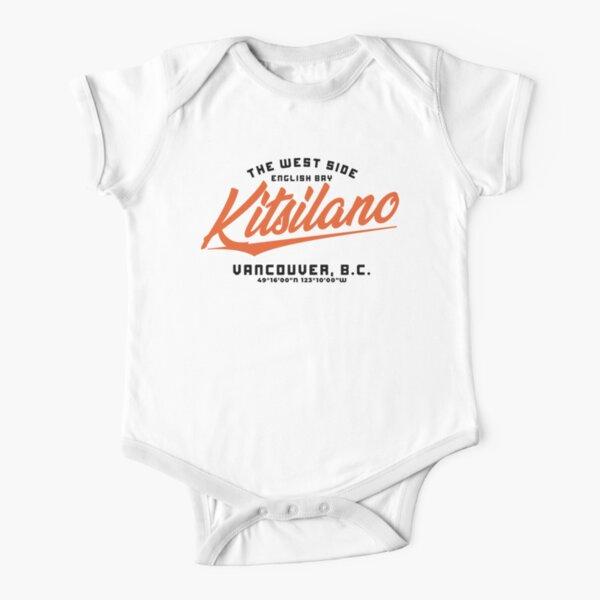 Kitsilano Short Sleeve Baby One-Piece