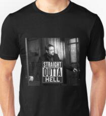 Straight Outta Hell-2 Unisex T-Shirt